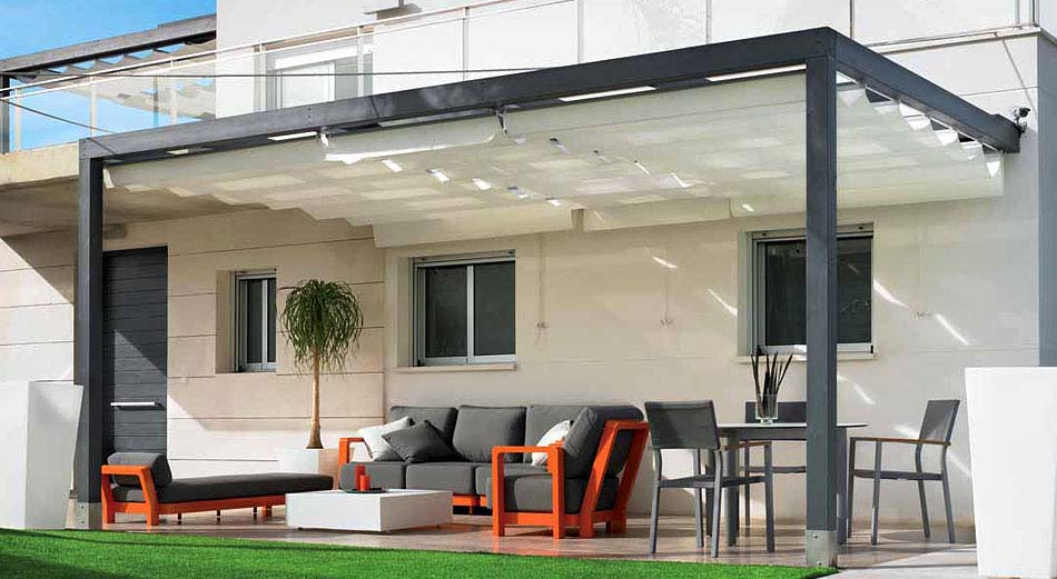 Don Toldo, Toldos en Madrid | Pérgola 120X120 - Don Toldo ... - photo#45